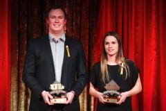 Prix BLG des athlètes de l'année U SPORTS:  Mathieu Betts et Arielle Roy-Petitclerc en nomination