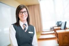 Formation Réception en hôtellerie : «Plus en entreprise, moins à l'école»