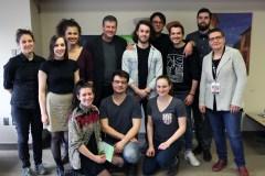 Un succès pour l'intercollégial de théâtre au cégep Limoilou