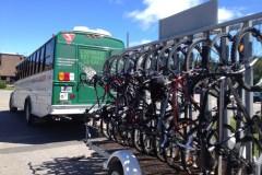 La navette-vélo sera de retour cet été