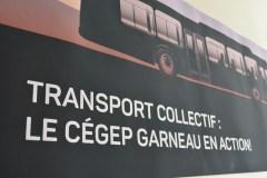 Un mois d'autobus gratuit pour les nouveaux étudiants du Cégep Garneau