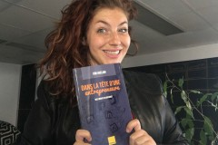 L'entrepreneure Kim Auclair lance son premier livre