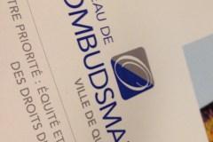 Hausse de 17%  des plaintes traitées par l'ombudsman de la Ville de Québec