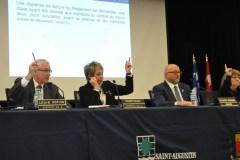 Le maire Juneau empêché d'affecter les surplus aux immobilisations