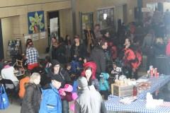Plus de 2000 résidents à la Fête des sucres et au Bazar familial