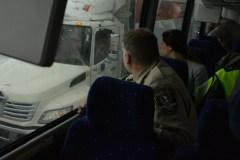 Opération ceinture de sécurité à Québec