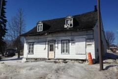 La maison abandonnée de la côte des Érables pourra être démolie