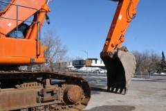 Premier coup de pelle pour la revitalisation du boulevard Hamel