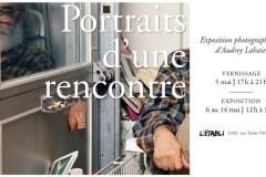 L'exposition Portraits d'une rencontre signée Audrey Lahaie