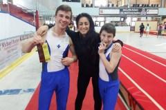 Championnat Est: Québec Performance récolte plusieurs médailles