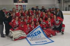 Hockey féminin: 7e championnat provincial pour les Titans