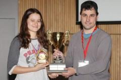Marie-Audrey Schembri remporte la Coupe Pierre-Bouliane
