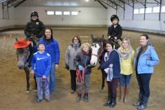 Améliorer la concentration et la motivation à l'école avec l'équitation