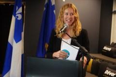 Julie Lemieux nominée à titre de fiduciaire