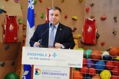 Québec annonce 740 millions $ pour la rénovation d'écoles