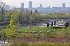 Présence d'hydrocarbures sur la rivière Lairet