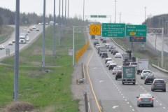 Travaux correctifs sur les autoroutes 40 et Henri IV