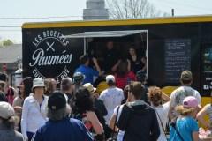 Camions-restaurants: L'habitude pourrait revenir facilement pour les Beauportois