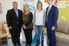 Plus de 215 000$ pour l'aide aux familles de Vanier