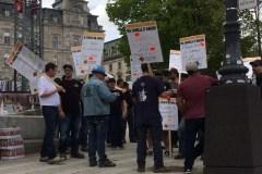 Construction: Labeaume appelle à une loi spéciale