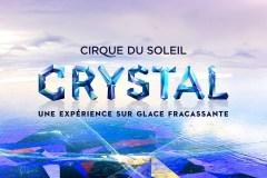 Le nouveau spectacle du Cirque du Soleil allie glace et cirque