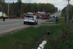 Accident mortel à Sainte-Catherine-de-la-Jacques-Cartier
