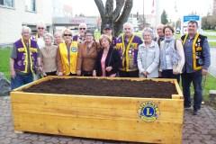 Du jardinage pour les bénéficiaires de l'hôpital Chauveau