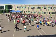 630 élèves courent plus de 3700km