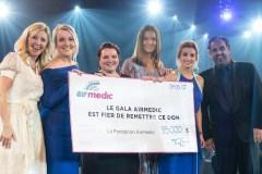 Véro et Marc Hervieux en vedette au 5e gala Airmedic