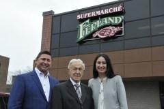 Famille Ferland: épiciers depuis 100 ans