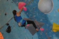 Une jeune grimpeuse beauportoise vise les Jeux olympiques