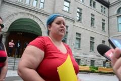 Itinéraire des manifestations : un règlement toujours contesté à Québec