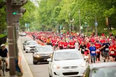 Un record pour le Défi Entreprises Québec