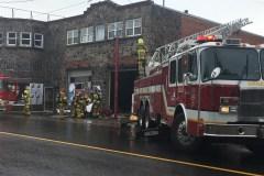L'incendie de la 1ère avenue potentiellement criminel