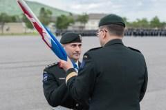 Nouveau commandant à Valcartier