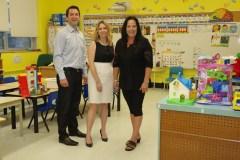 La maternelle 4 ans à l'école Notre-Dame-du-Canada