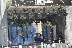 Constallation fera vibrer le parc de la Francophonie