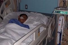 Un petit Beauportois de sept ans  lutte pour reprendre conscience