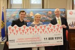 Centraide investit 11,8M$