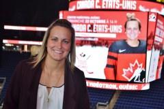 Hockey féminin: autre rendez-vous Canada c. États-Unis