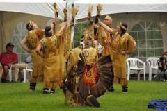Pow Wow de Wendake: fêter le Canada, mais pas la constitution