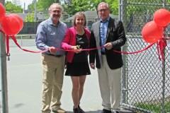 Un investissement de 400 000$ pour des terrains de tennis à Sillery