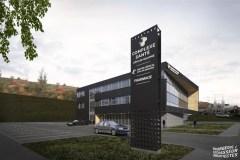 Nouveau complexe médical à Sainte-Anne-de-Beaupré