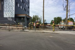 Deux écoles en confinement à cause d'une fuite de gaz