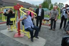 Les nouveaux équipements du parc Bon-Pasteur inaugurés
