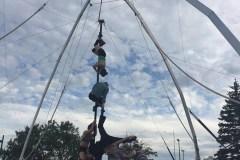 Un spectacle de cirque à saveur de grands voiliers