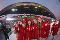 Dix Rouge et Or à Taipei pour représenter le Canada