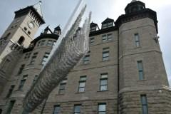 La plus haute œuvre d'art de Québec