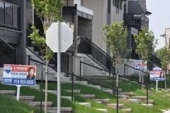 Légère hausse des reventes immobilières en juin à Québec