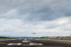 Piste principale restaurée à l'aéroport de Québec